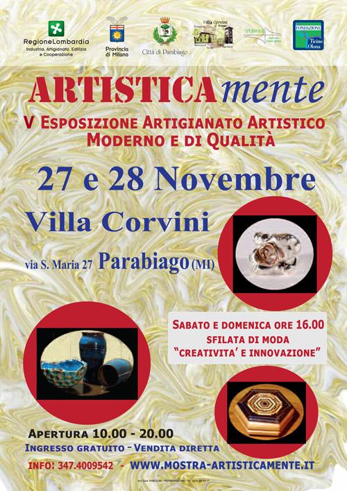 Mostra artisticamente a Milano